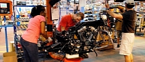Harley-Davidson Factories Are Now Silent