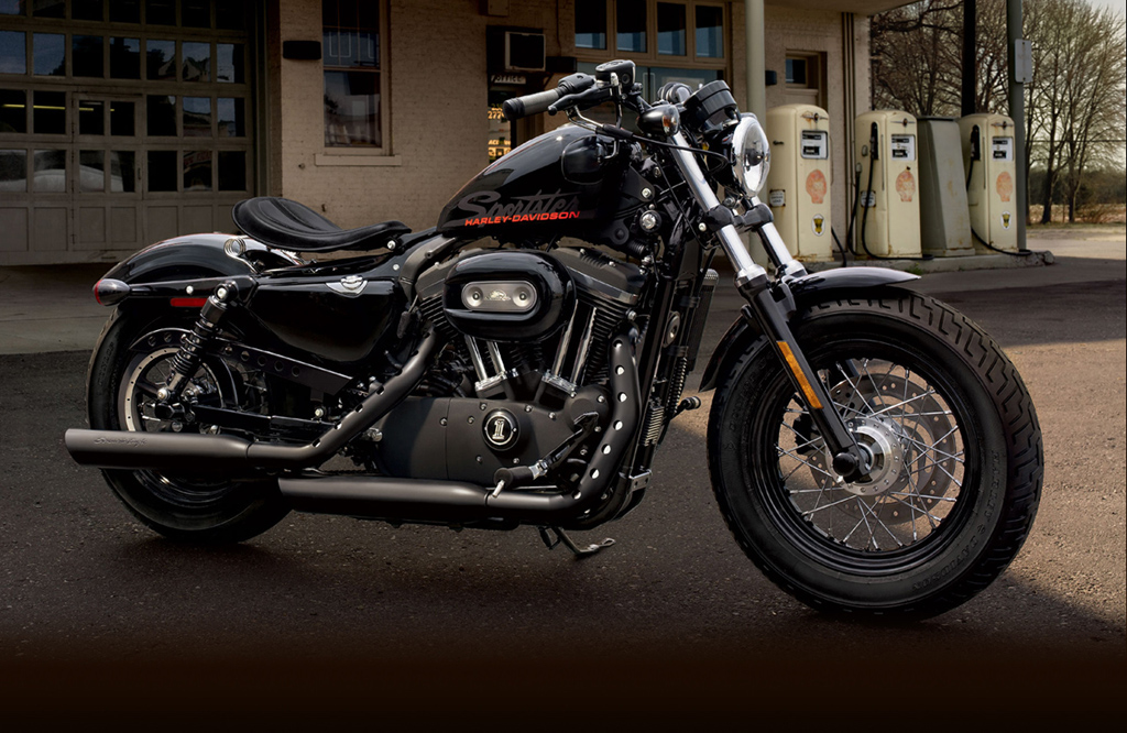 Harley Davidson Forty Eight Motorcycle Revealed