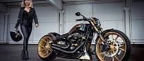 Harley-Davidson GP S Le Mans Is a $50K Stage IV Monster