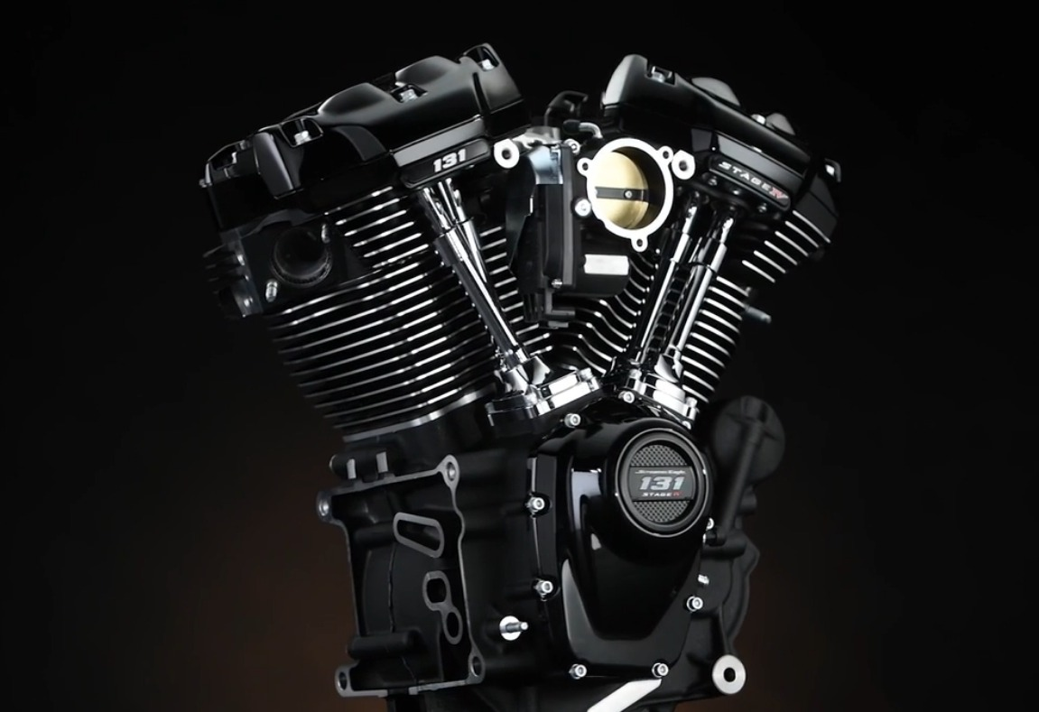 Harley Davidson Honors Softail With The Screamin Eagle 131 Engine Autoevolution