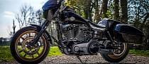 Harley-Davidson Johnny Black Is a Sleeper, Hides Subtle Changes