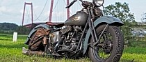 Harley-Davidson Knucklehead Project Brings Back the Cool of Pre-1950s Bikes