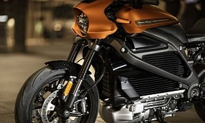 Harley-Davidson LiveWire Comes to Geneva, More Electric Bikes to Be Announced