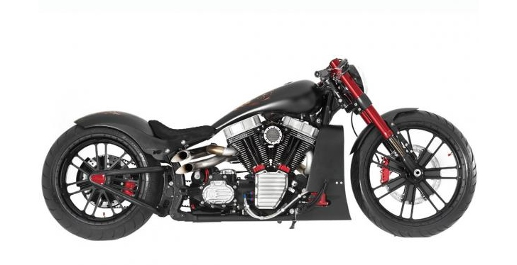 Harley-Davidson Mission Impossible by Shaw Speed & Custom ...