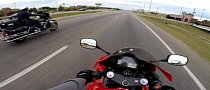 Harley-Davidson Officer Street Racing, Loses Job, Gets It Back [Video]
