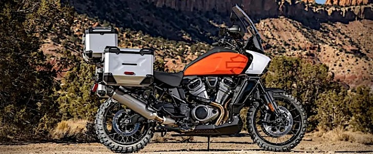 Harley-Davidson Pan America 1250 to Be Shown in Full on February 22