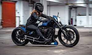 Harley-Davidson Razor 2.0 Packs Enough Custom Parts to Double a Breakout's Value