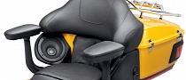 Harley-Davidson's New Passenger Armrests Are Anything But Cheap