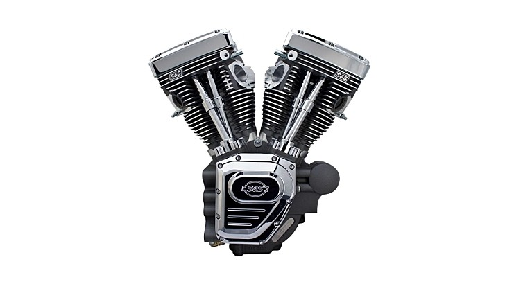 harley-davidson s&s drop-in replacement engine does 162 hp
