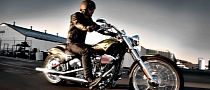 Harley Davidson Shows Off The CVO Breakout [Photo Gallery]