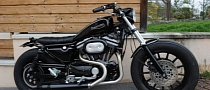 Harley-Davidson Sportster 1200 the Retro Way
