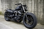 Harley-Davidson Sportster 883 Becomes Iron Guerrilla [Photo Gallery]