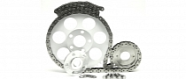 Harley-Davidson Sportster Chain Conversion Kit from Zipper