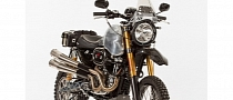 Harley-Davidson Sportster Dual-Sport Conversion [Photo Gallery]
