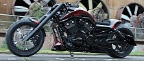 Harley-Davidson Track Racer Is an American Muscle Bike with German DNA