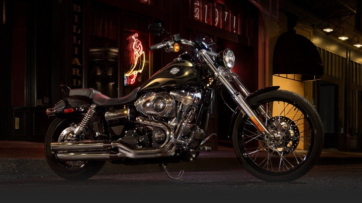 Harley Davidson Net Income