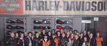 Harley-Davidson Women's Ride Charity Action
