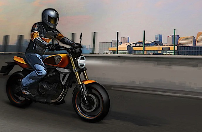 Harley-Davidson strikes deal to build smaller motorbike in China