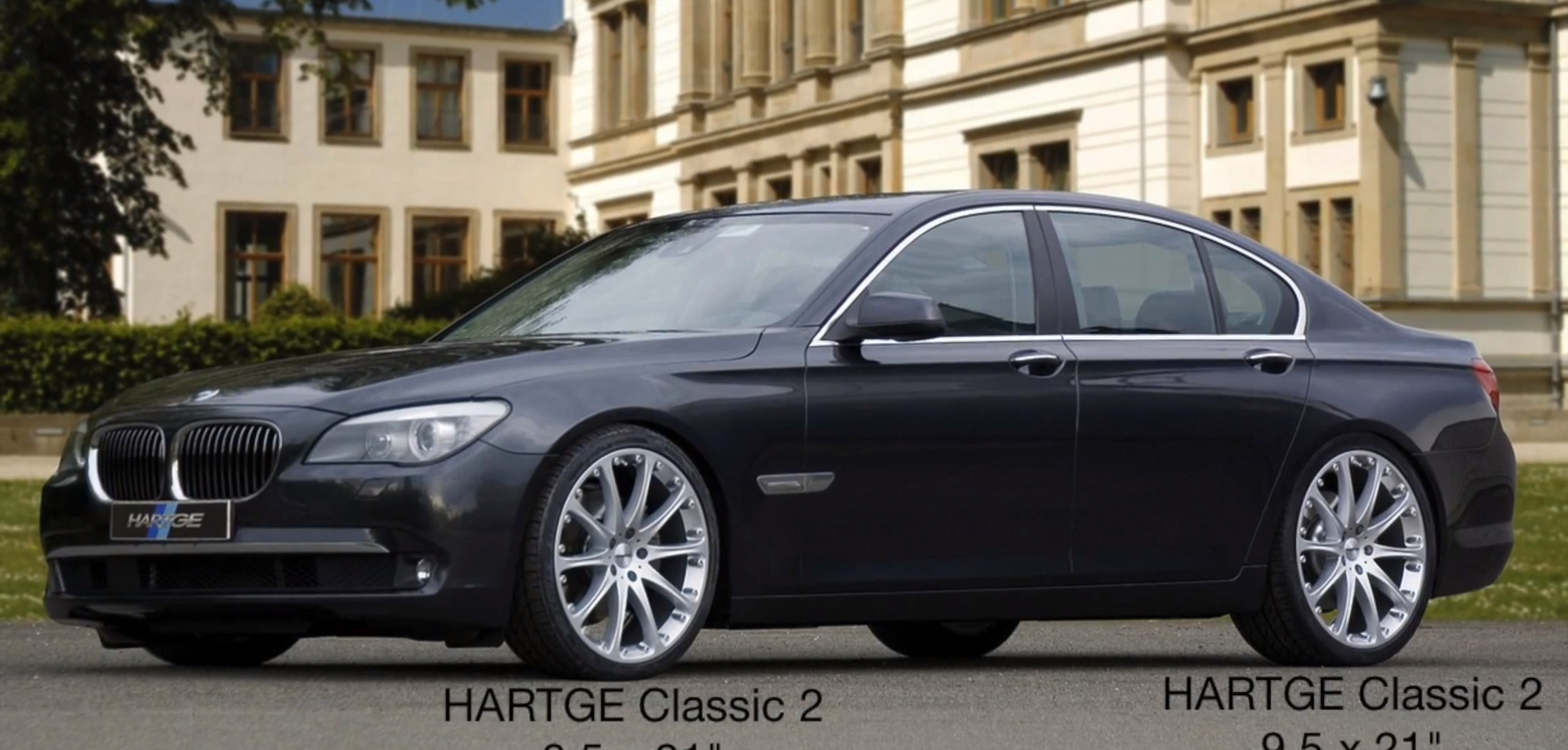 hartge advertises upgrade kit for bmw 730d autoevolution. Black Bedroom Furniture Sets. Home Design Ideas