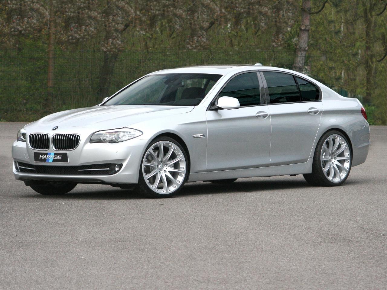 Hartge BMW F10 520d Gets 218 hp: Acceleration Test