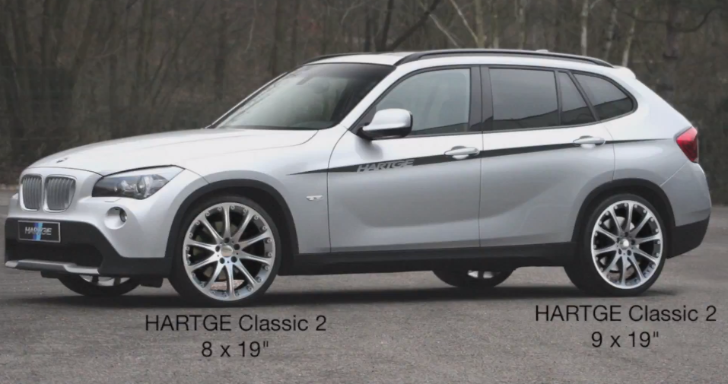 Hartge Presents the BMW X1 xDrive20i Engine Upgrade [Video]