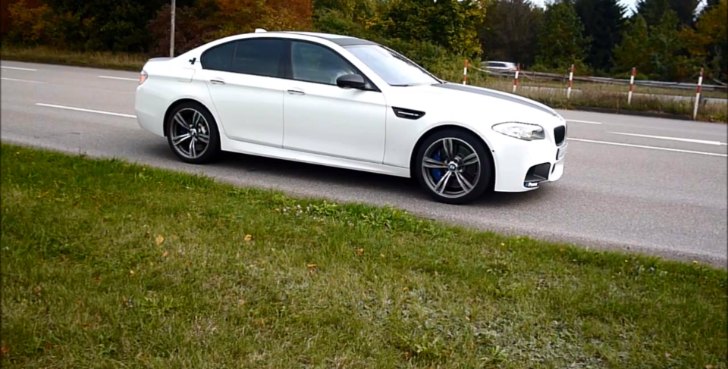 Hartge Releases Official Engine Conversion for the BMW F10 M5 [Video]