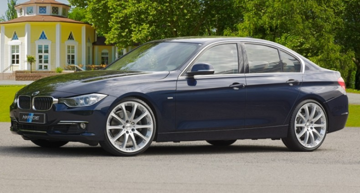 Hartge Showcases Program for BMW 330d with New Video [Video]