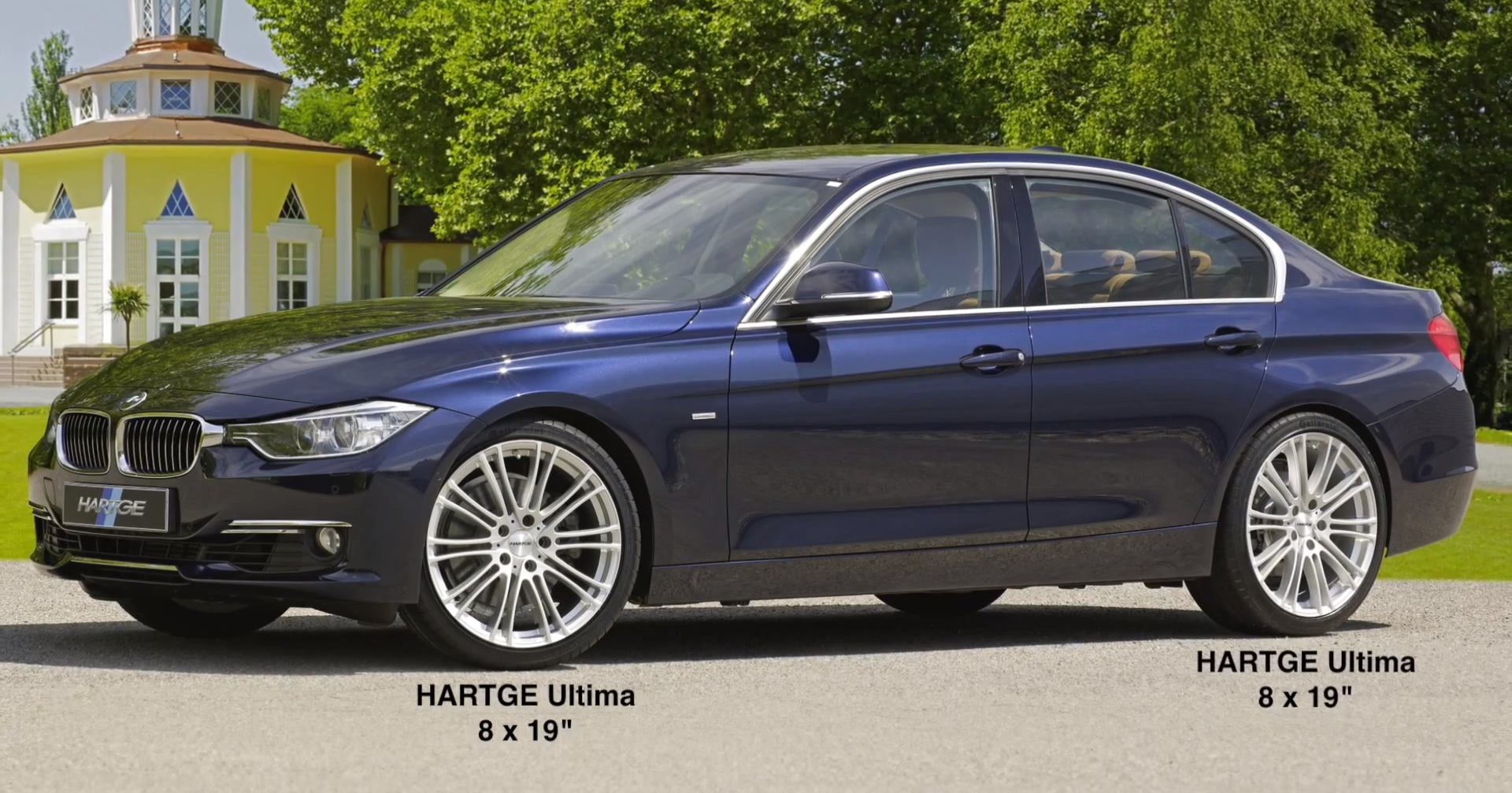 hartge s 362 hp bmw 335d xdrive is dangerously fast autoevolution. Black Bedroom Furniture Sets. Home Design Ideas