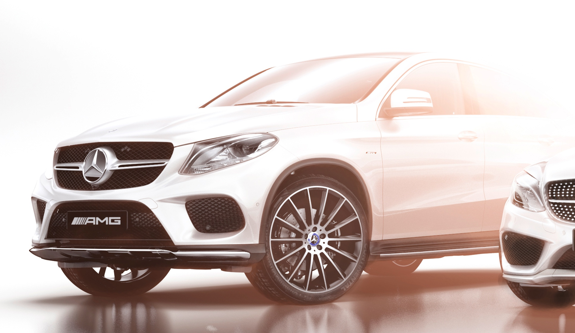 Wonderful Mercedes GLE Coupe Teased Ahead Of 2015 Detroit Auto Show