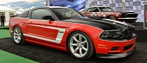 Have a Closer Look at Saleen's Ravishing 2014 George Follmer Edition Mustang [Photo Gallery]