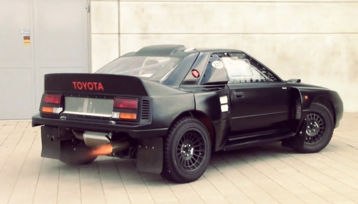 have you heard about this 600 hp toyota rally monster? - autoevolution