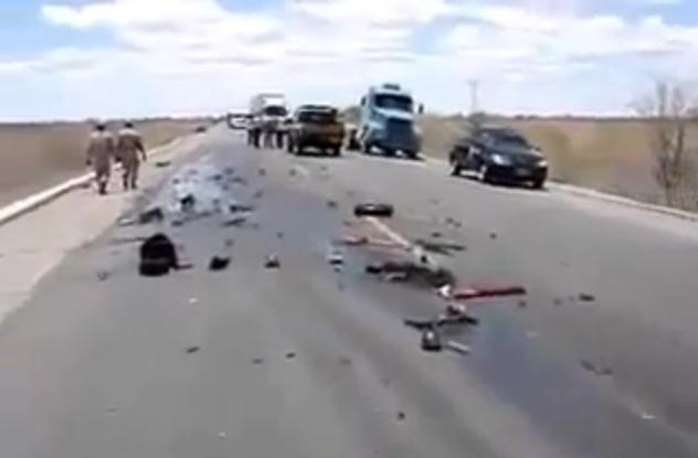Romania Car Crash News