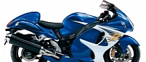 Hayabusa Japan Model Sports 3 Drive Modes and Traction Control