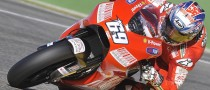 Hayden Enthused with New Ducati Bike