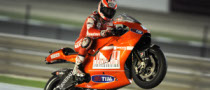 Hayden Praises Ducati for Smoother 2010 Engine