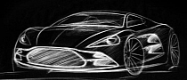 HBH Teases Mid-engined V12 Vantage Again