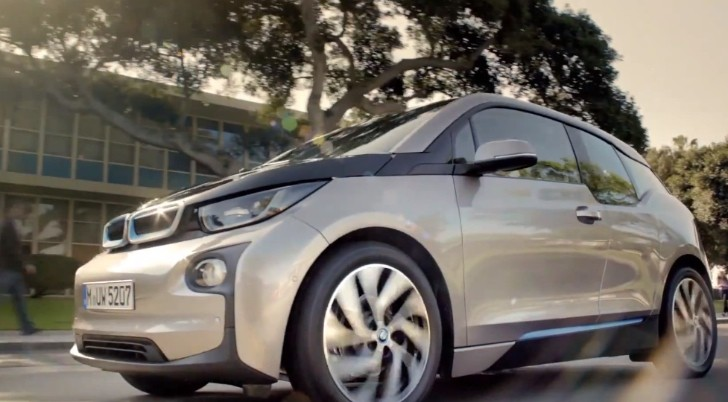 Head of BMW i Design Talks About i3 [Video]