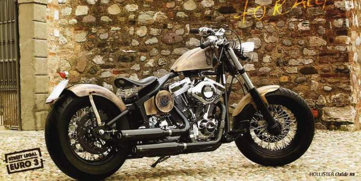 Headbanger Motorcycles 2013 Custom Options