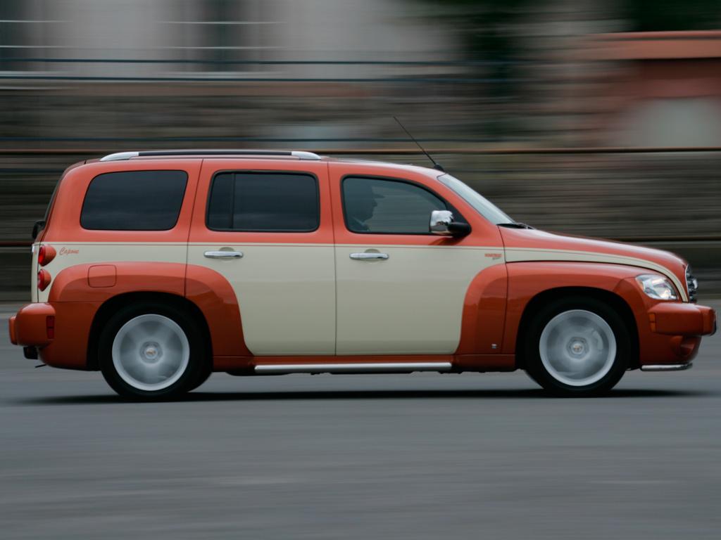 All Chevy 2010 chevy hhr problems : Heartbeat Motors Chevrolet HHR Capone Unveiled - autoevolution