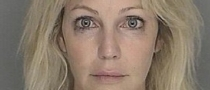 Heather Locklear Busted for Driving Under Some Sort of Influence