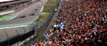 Heavy Rain, Tricky Tires to Guarantee Exciting German GP