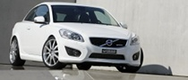 Heico Gently Touches the Volvo C30