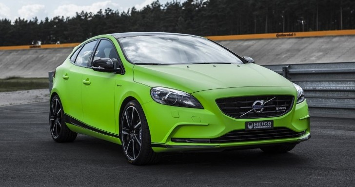 Heico Sportiv Volvo V40 T5 HPC [Photo Gallery]