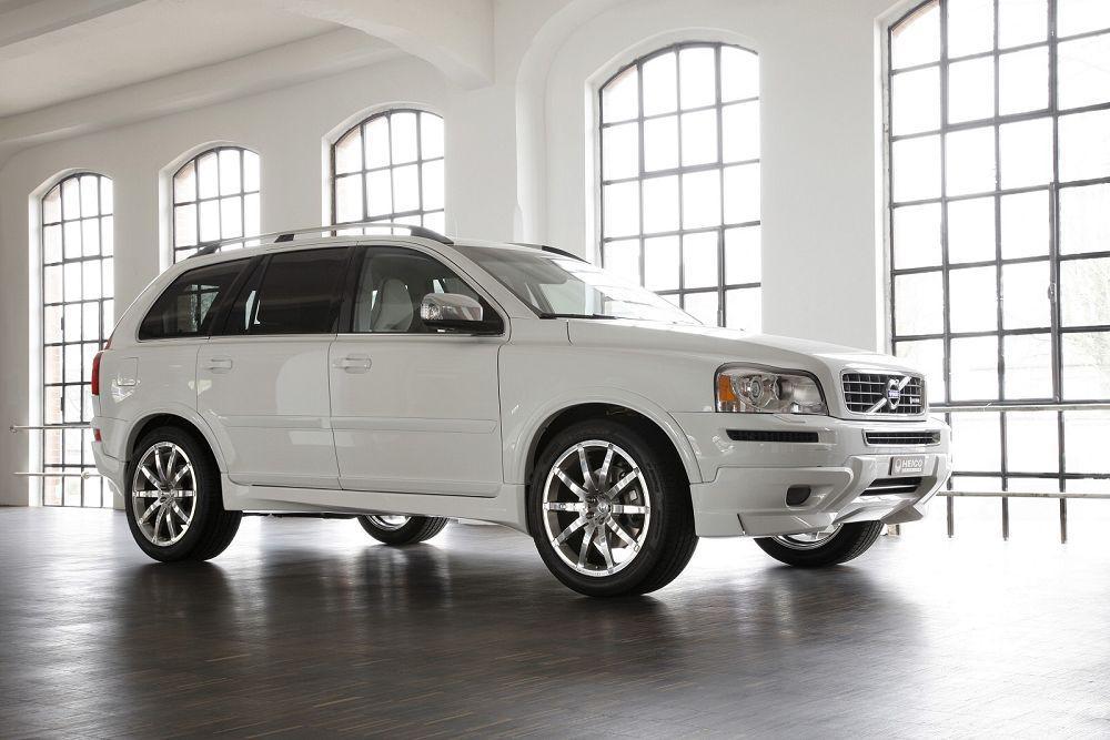 Heico Sportiv Volvo XC90 Presented - autoevolution