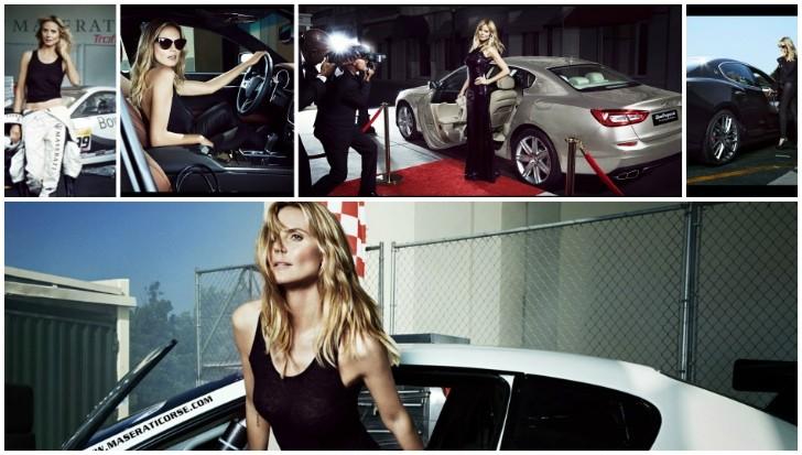 Lexus New Car >> Heidi Klum Makes Maserati Cool Again in Sports Illustrated ...