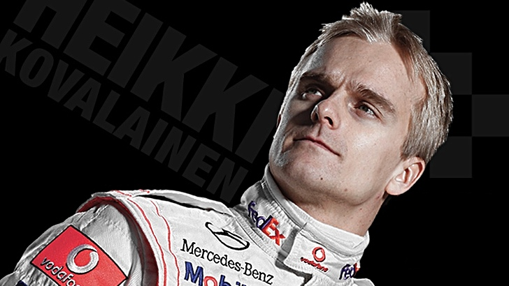 Heikki Kovalainen May Move To Ferrari in 2013