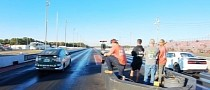 Hellcat-Powered Toyota Prius Drag Races Dodge Challenger Hellcat with a Surprise