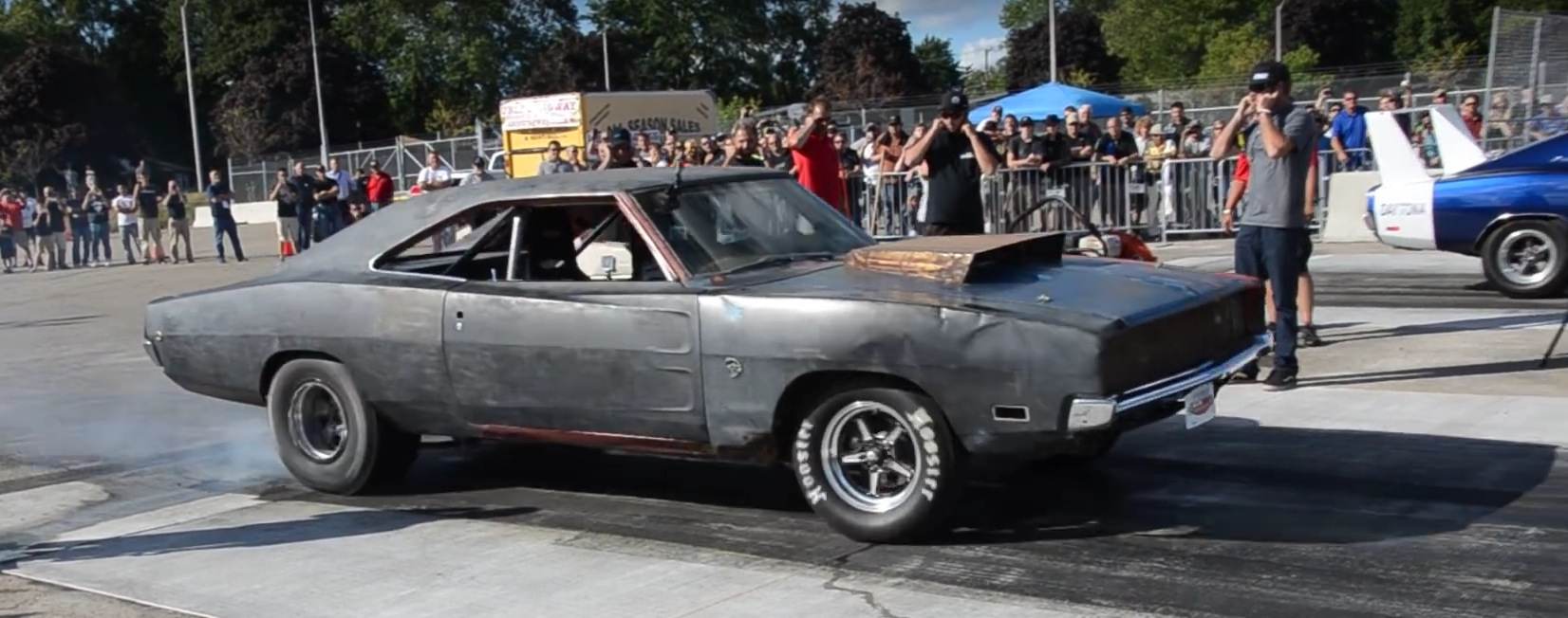 Hellcat V8 Engine Swap And Nitrous For 1968 Dodge Charger