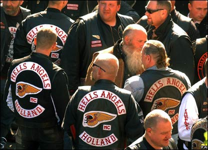 There's something rotten in the Kingdom of Hells Angels... After a ...