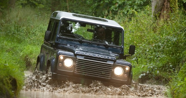 Help Kahn Save the Land Rover Defender